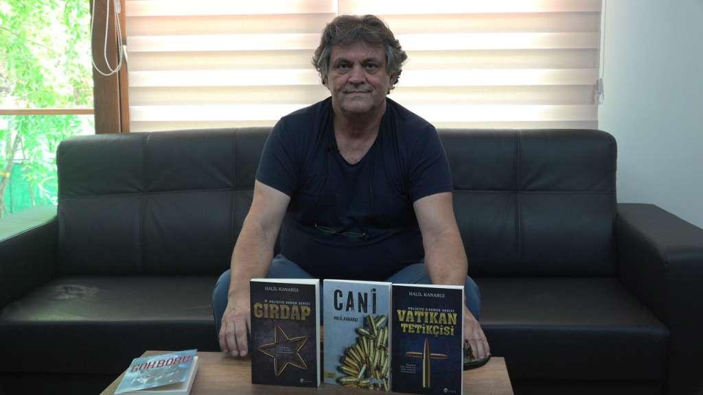 Yazar Halil Kanargı