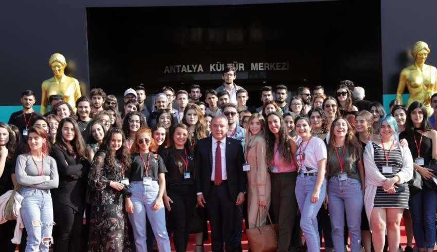 Altın Portakal Sinema Okulu Başvuruları