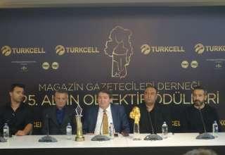 25. Altın Objektif Basın Meslek Ödülleri